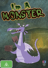 I'm a Monster on DVD