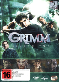 Grimm - Season Two on DVD