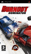 Burnout Dominator (Essentials) for PSP