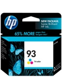 HP 93 Inkjet Cartridge C9361WA (Tricolour)
