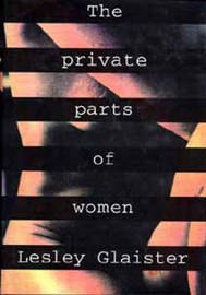 The Private Parts of Women by Lesley Glaister image