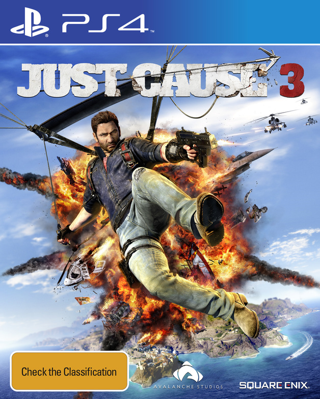 Just Cause 3 for PS4