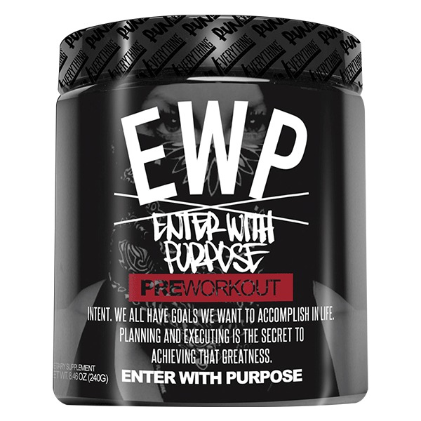 Run Everything Labs EWP Pre-Workout (Green Apple) image