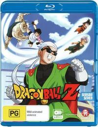 Dragon Ball Z - Season 7 on Blu-ray
