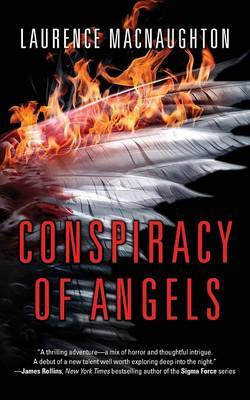 Conspiracy of Angels by Laurence Macnaughton image