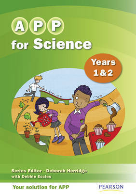 APP for Science Years 1 & 2: Years 1 & 2 image