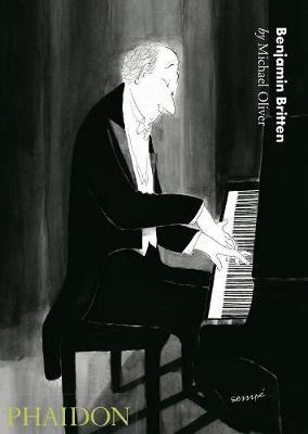 Benjamin Britten by Michael Oliver image