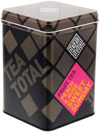 Tea Total - Peach & Rose Sweet Sunday Tea (100g Tin)