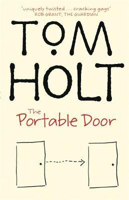 The Portable Door by Tom Holt image