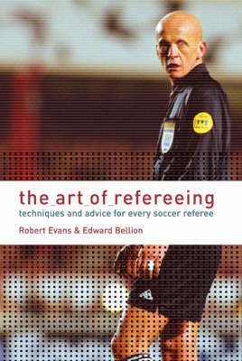 The Art of Refereeing by Robert Evans image