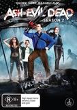 Ash V Evil Dead - Season 2 on DVD