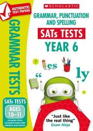 Grammar, Punctuation and Spelling Test - Year 6 by Graham Fletcher