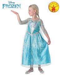 Elsa Premium Costume - Age 5-6