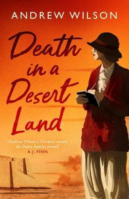 Death in a Desert Land by Andrew Wilson image