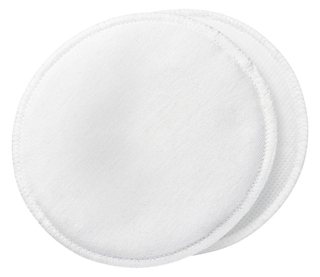 NUK: Washable Breast Pads (Pack of 4)