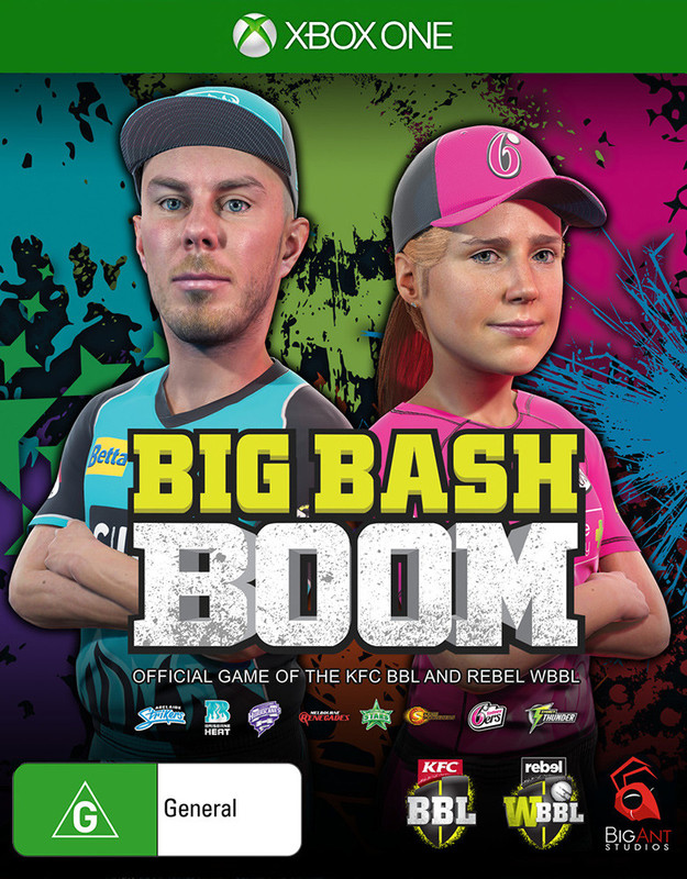 Big Bash Boom for Xbox One