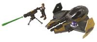 Star Wars: Mission Fleet - Anakin Skywalker Jedi Starfighter