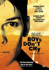 Boy's Don't Cry on DVD