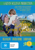 Anne Of Green Gables - The Continuing Story on DVD