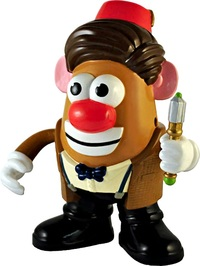 Mr Potato Head Doctor Who - 11th Doctor image