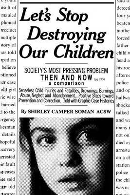 Let's Stop Destroying Our Children image