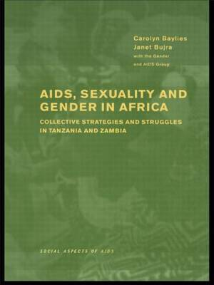 AIDS Sexuality and Gender in Africa