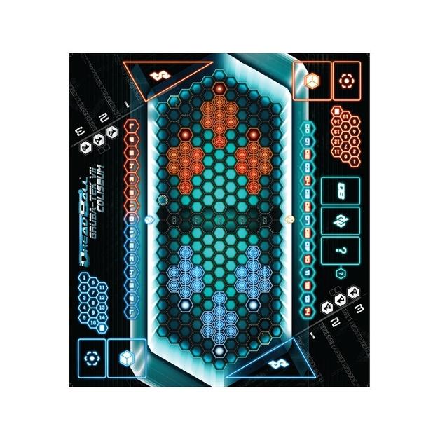 Dreadball Gruba-Tek VII Coliseum