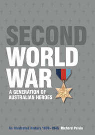 Second World War by Richard Pelvin image