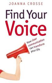 Find Your Voice by Joanna Crosse image