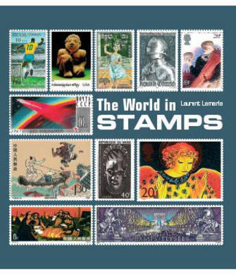 History of the World in Stamps by Laurent Lemerle image