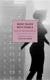 Basic Black With Pearls by Helen Weinzweig image