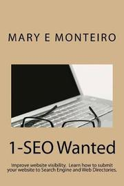1-Seo Wanted by Mary E Monteiro image