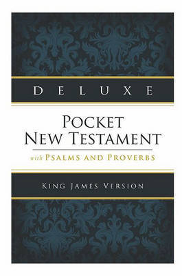 Deluxe Pocket New Testament with Psalms and Proverbs image