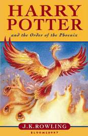 Harry Potter and the Order of the Phoenix #5 (Children's Ed.) by J.K. Rowling image