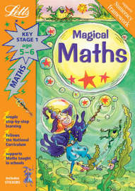 Magical Maths Age 5-6 image