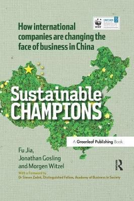 CHINA EDITION - Sustainable Champions by Jonathan Gosling