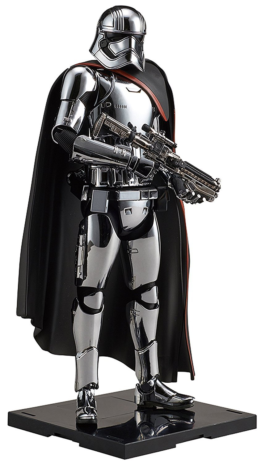Star Wars 1/12 CAPTAIN PHASMA - Scale Model Kit image