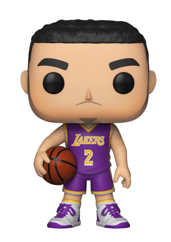 NBA: Lakers - Lonzo Ball Pop! Vinyl Figure