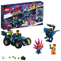 The LEGO Movie 2 - Rex's Rex-treme Offroader! (70826)
