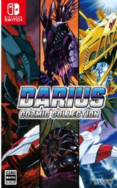 Darius Cozmic Collection for Switch