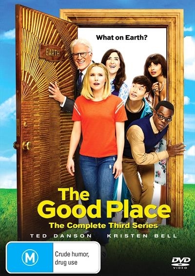 The Good Place - The Complete Third Season on DVD