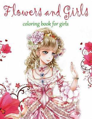 Flowers and Girls by Sakiyo Enjoji