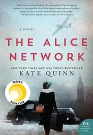 The Alice Network by Kate Quinn image
