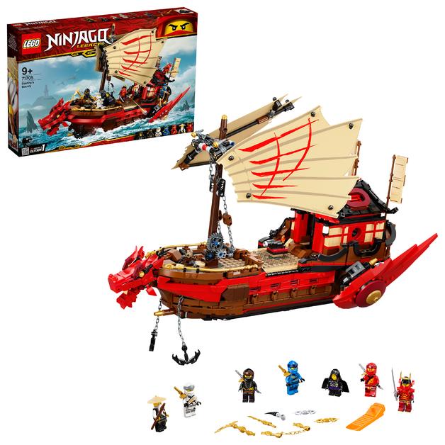 LEGO Ninjago: Destiny's Bounty - (71705)