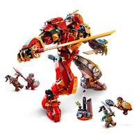 LEGO Ninjago: Fire Stone Mech - (71720)