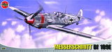 Airfix Messerschmidtt Bf109E 1:24 Model Kit