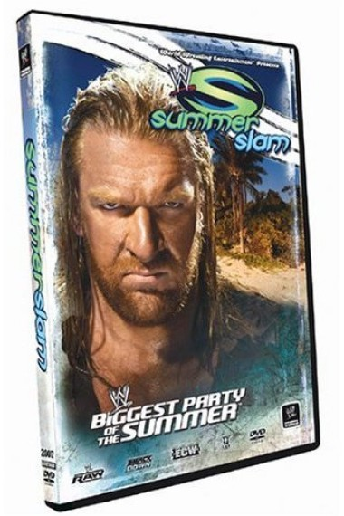WWE - Summer Slam 2007 on DVD