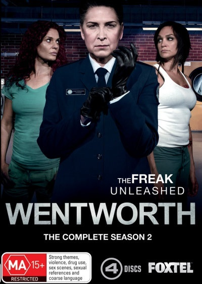 Wentworth - The Complete Season 2 on DVD image