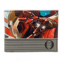 Captain America: Civil War Verses - Bi-Fold Wallet