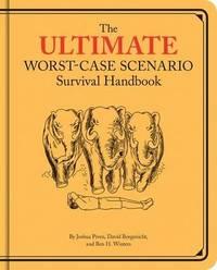 Ultimate Worst-Case Scenario Survival Handbook by David Borgenicht image